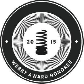 Weeby Award Honoree 2015