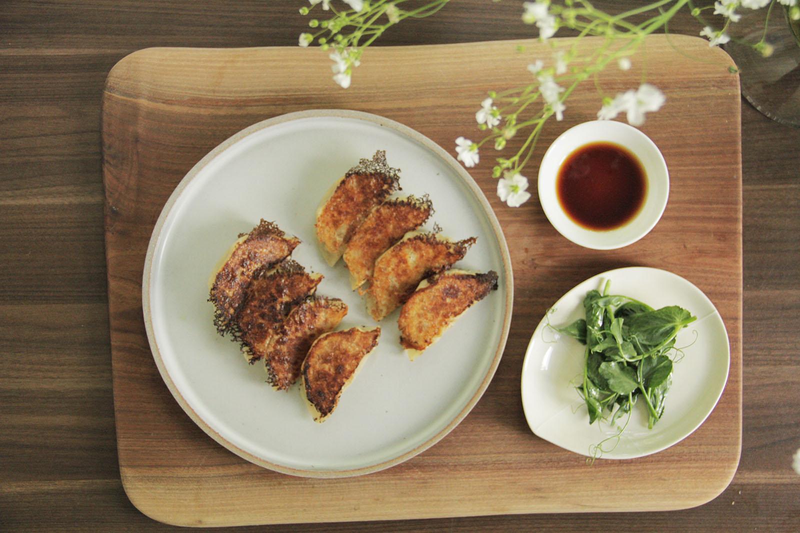 how to make dumplings juicy