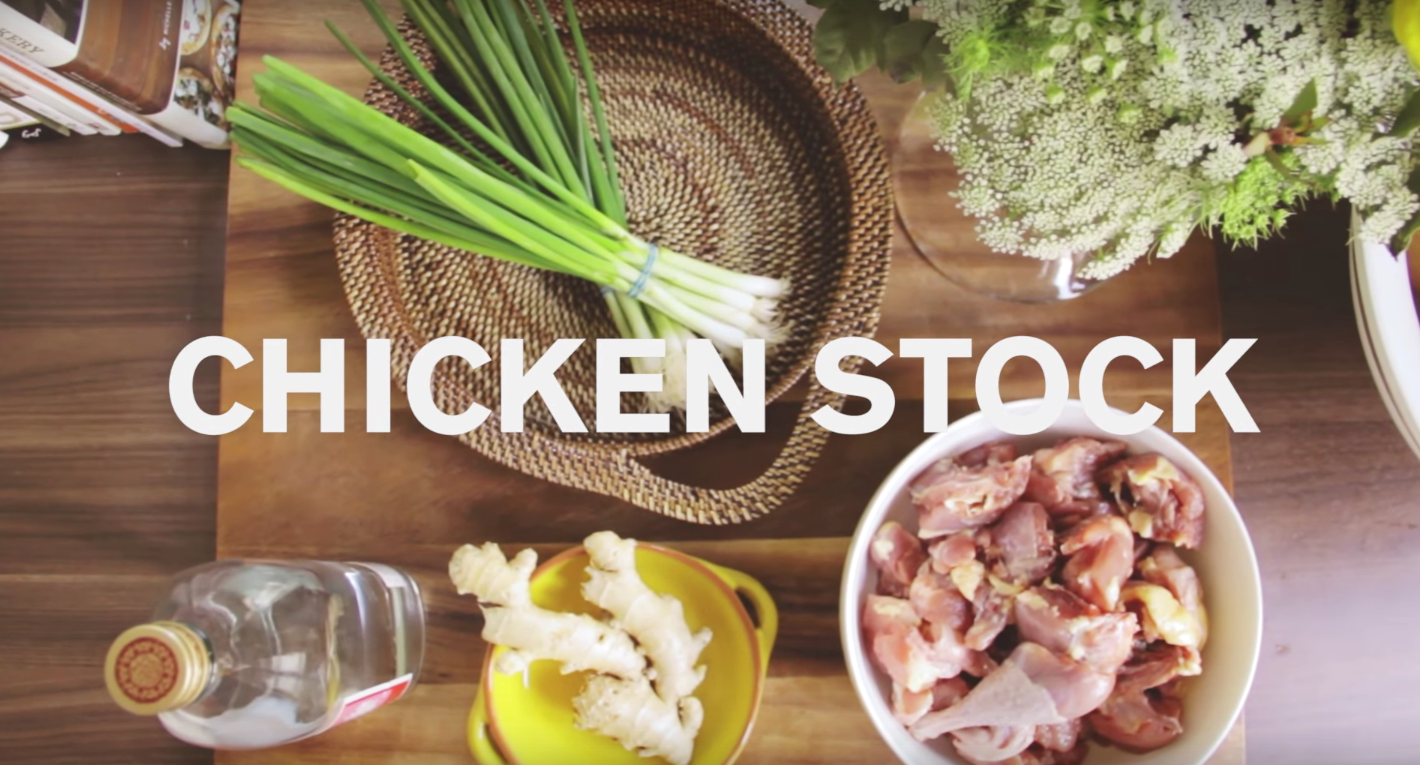 Baby food chicken bone broth with ginger www 1 forumfinder Images